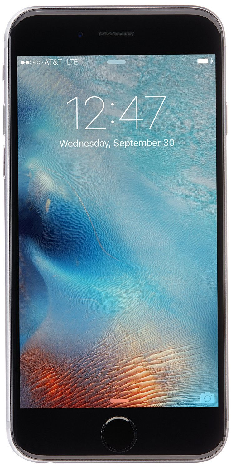 "Apple iPhone 6s Smartphone – 4.7"" or 5.5"" 6s Plus"