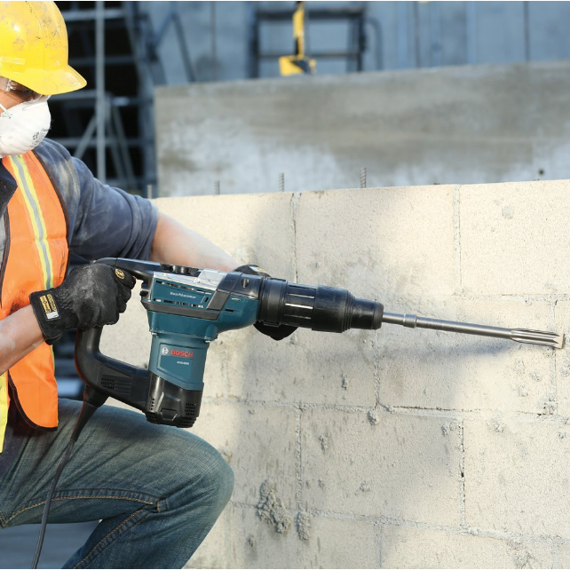Bosch SDS-Max® Combination Hammer