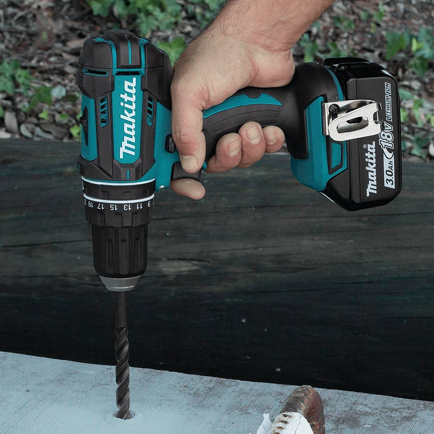 Makita LXT® Hammer Drill Kit