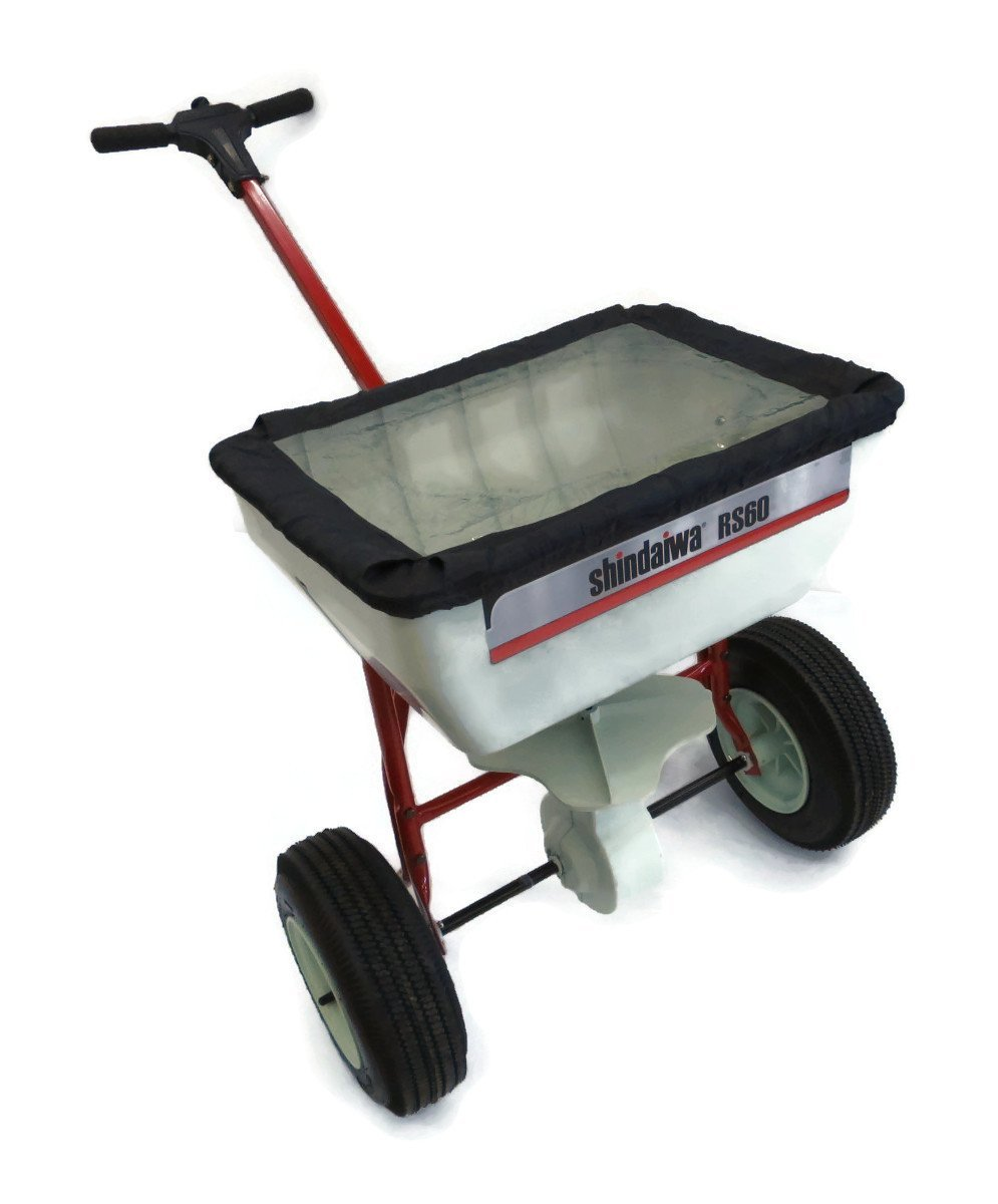 Shindaiwa Broadcast Seed Spreader