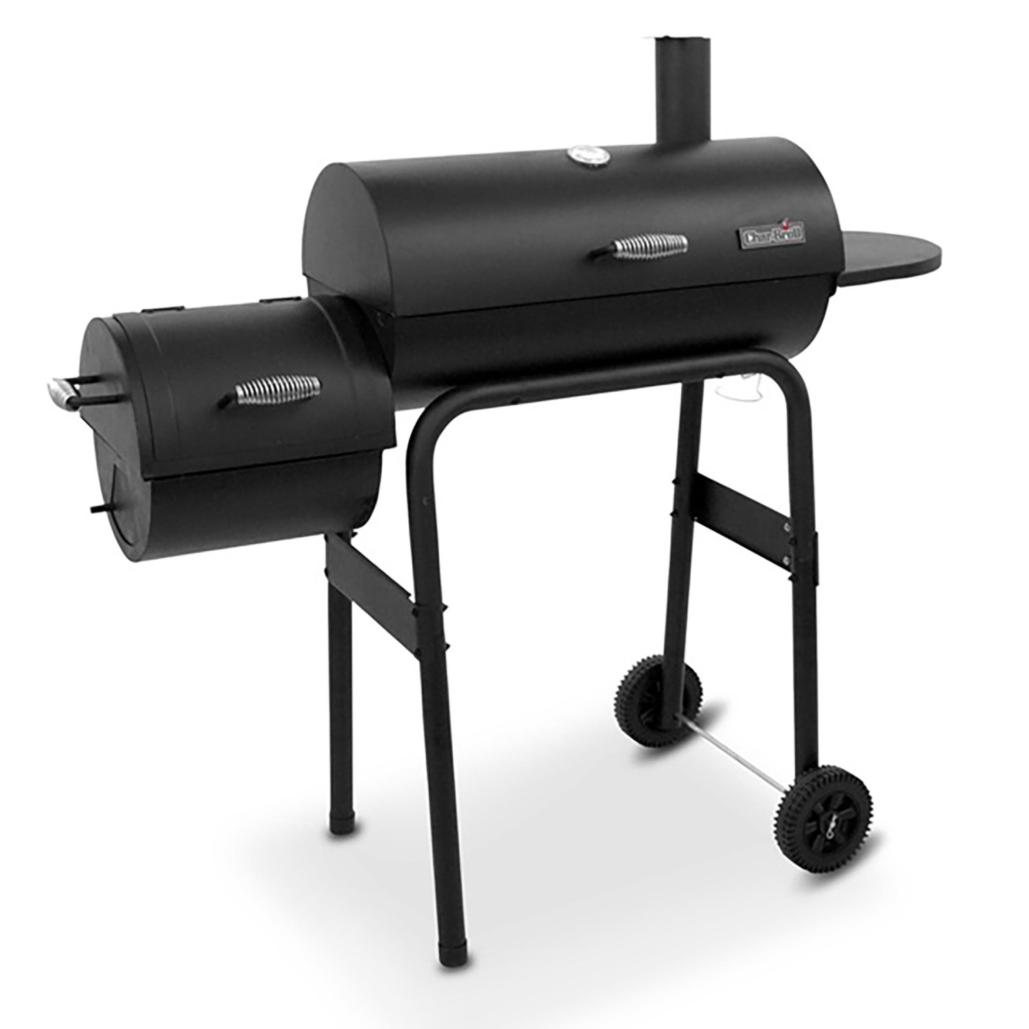 Char-Broil Barrel Smoker Grill