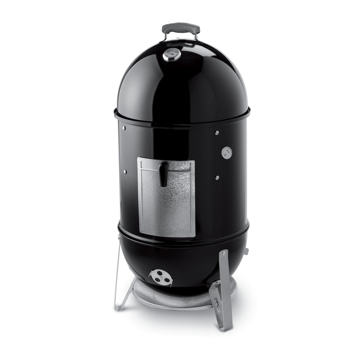 Weber Smokey Mountain Vented BBQ Smoker Grill - Good for Charcoal or Woodchips,  3 Size Options