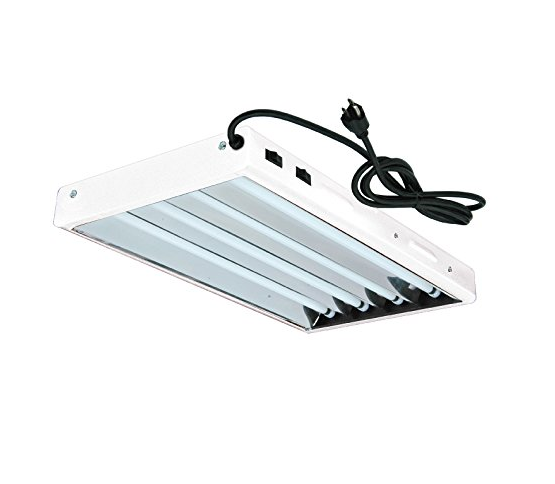 hydro crunch t5 fluorescent grow lights