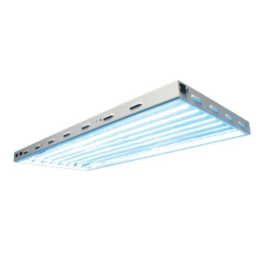 Sun Blaze 120-Volt T5 High Output Fluorescent Lighting Fixture – Available in 2 Sizes & 5 Styles