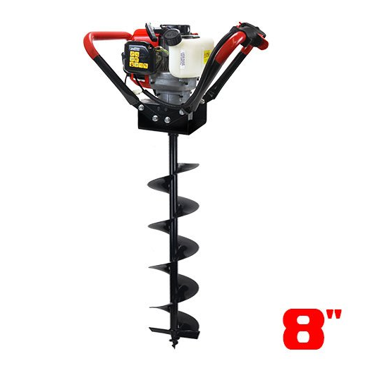 XtremepowerUS V-Type Post Hole Digger