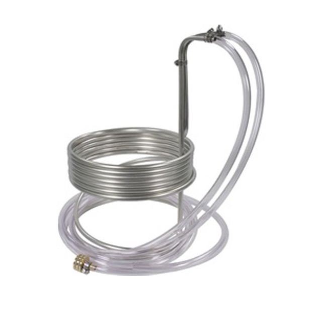 Eagle Stainless Steel Wort Chiller