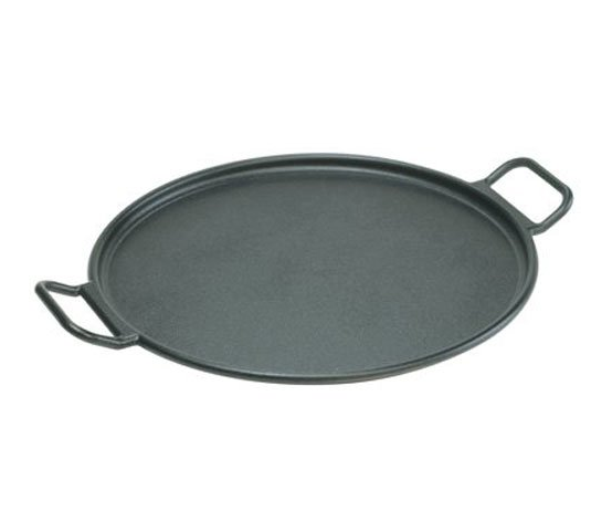 Lodge Pre-Seasoned Cast Iron Pizza Pan