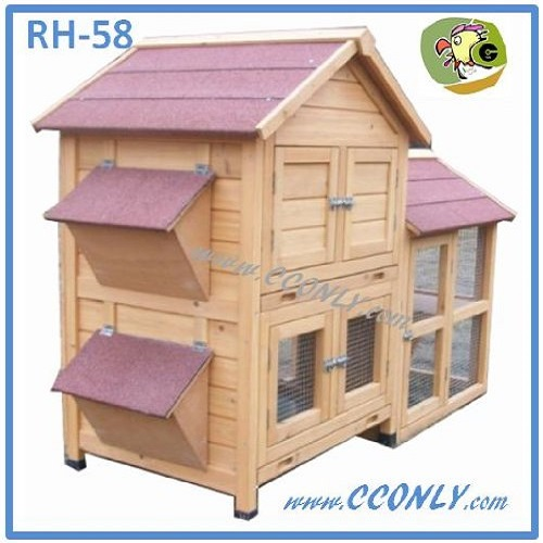 CC Only Rabbit and Guinea Pig Hutch