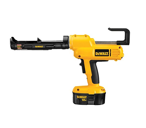 DEWALT 310ml Adhesive and Caulk Gun
