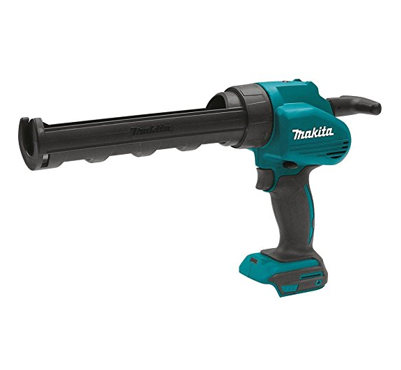 Makita 18-Volt LXT 10-Ounce Caulk and Adhesive Gun – Tool Only