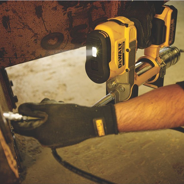 DeWALT MAX Lithium Ion Grease Gun