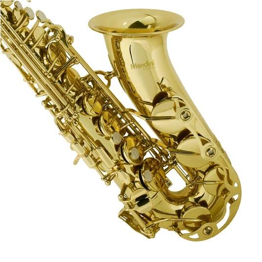 Mendini Saxophone with Tuner and Case