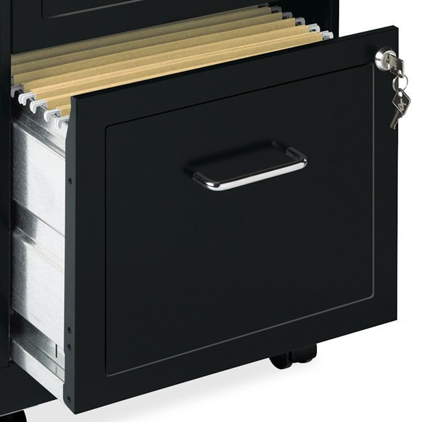 Lorell Commercial Grade Legal Size File Cabinet