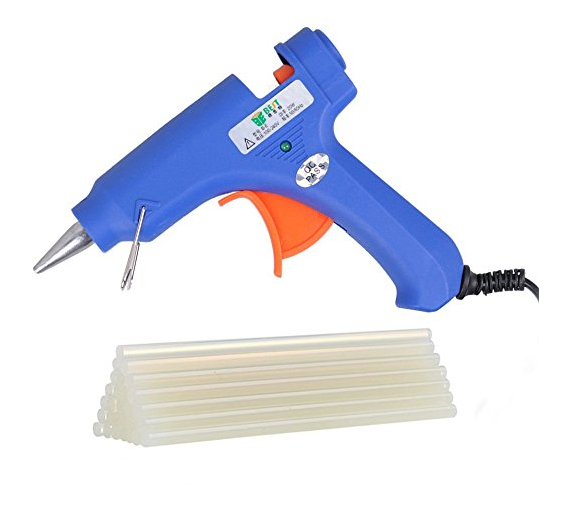 BSTPOWER Adjustable Hot Glue Gun