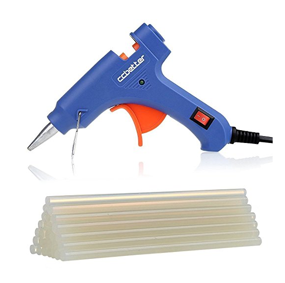 CCbetter Mini Hot Melt Glue Gun