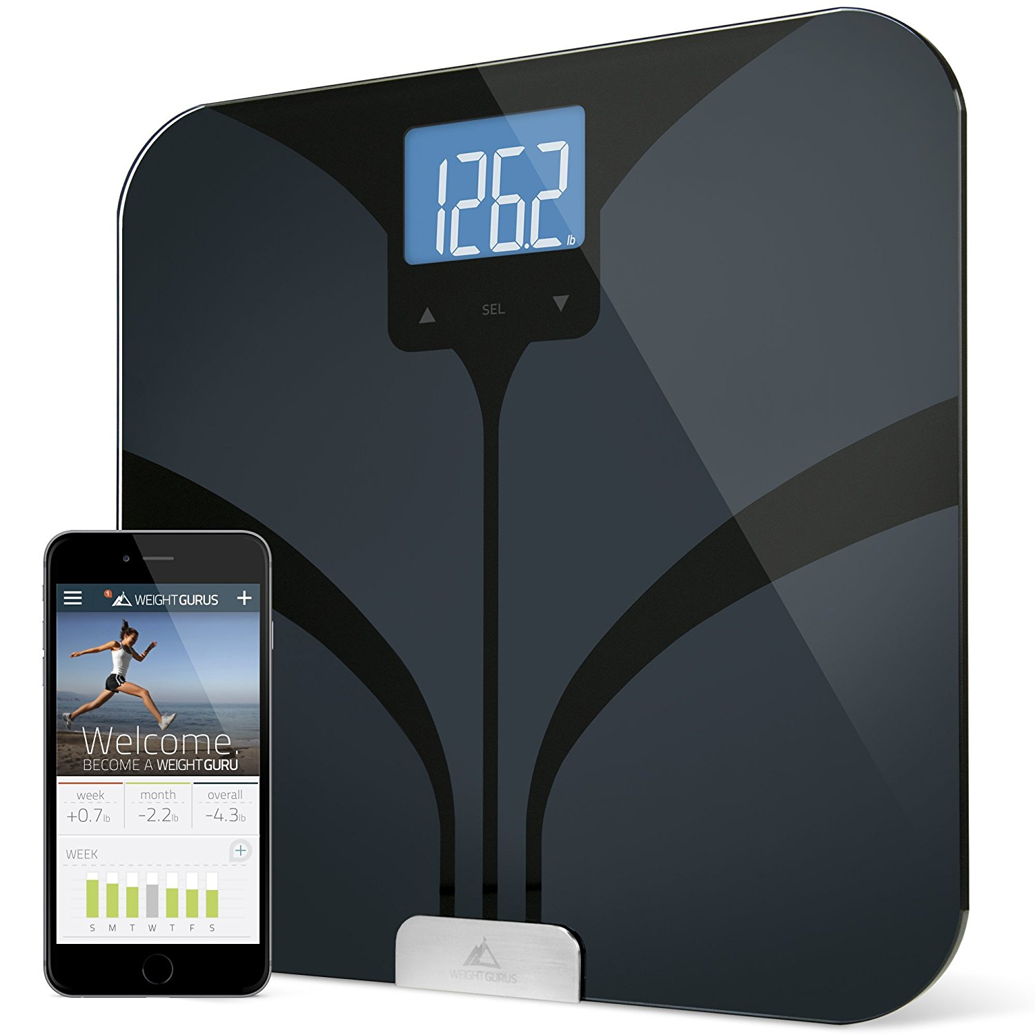 Greater Goods Bluetooth Smart Digital Scale