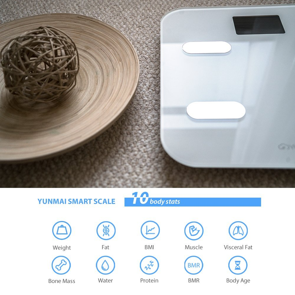 Yunmai Color Smart Scale