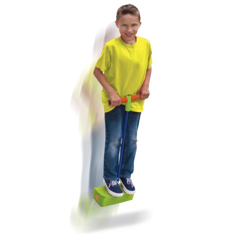 Geospace Deluxe Bungee Boing Kids Pogo