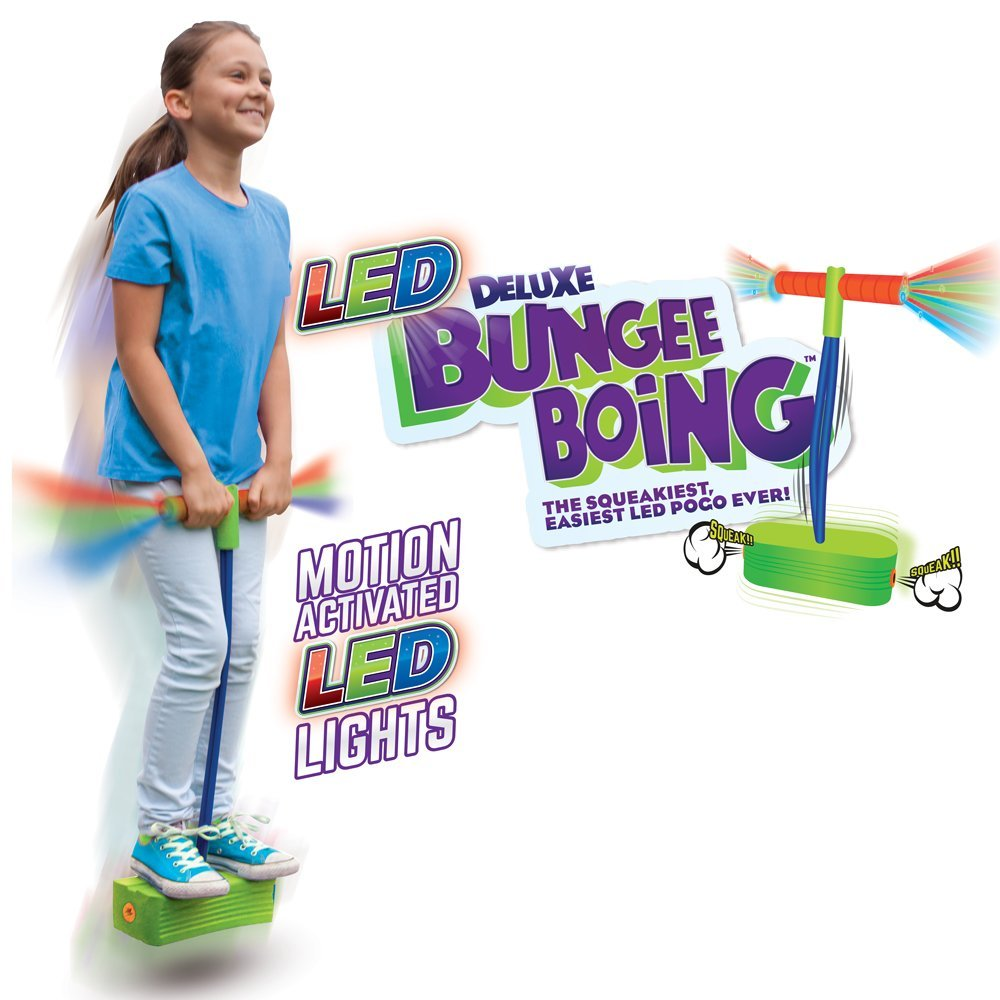 Geospace Original Deluxe Bungee Boing Pogo