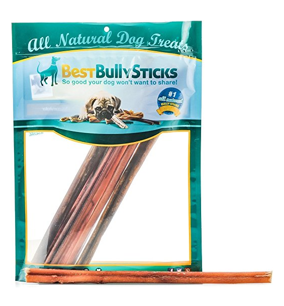 Best Bully Sticks 100% Natural Bully Sticks