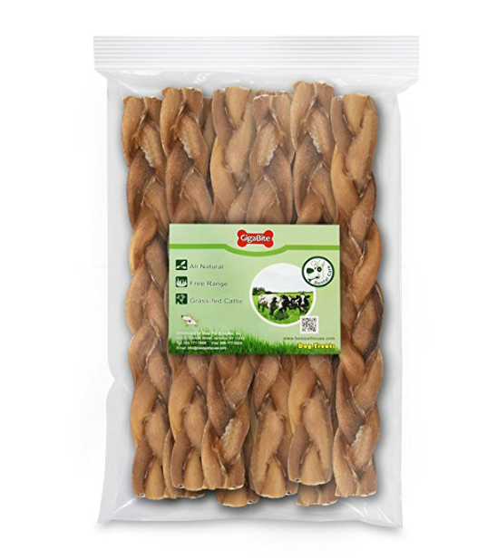 Best Pet Supplies Inc. Premium Plain Beef Bully Sticks