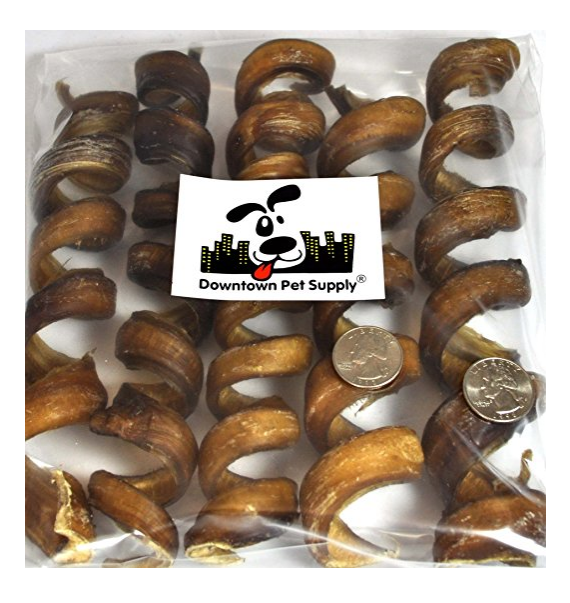 Downtown Pet Supply Curly Bully Sticks