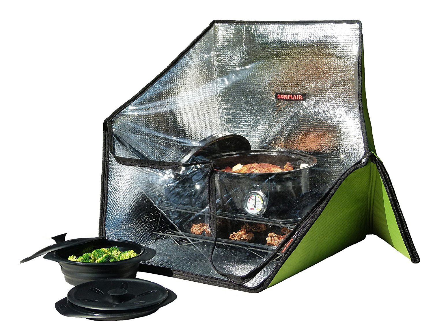 Sunflair Solar Oven Kit