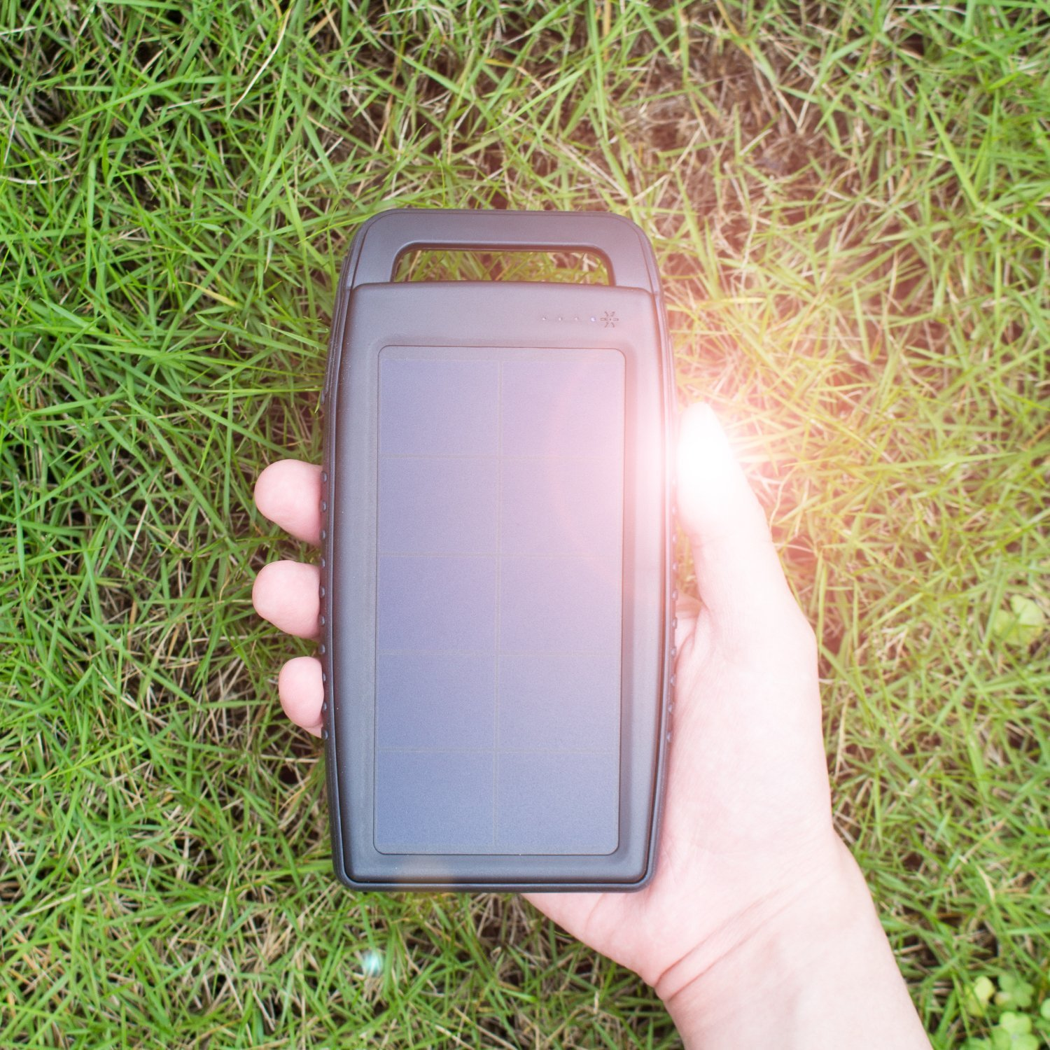 Nekteck 10000mAh Portable Solar Charger
