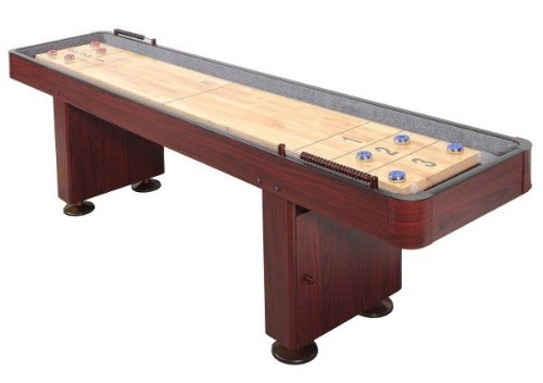 Blue Wave 12-Foot Shuffleboard Table