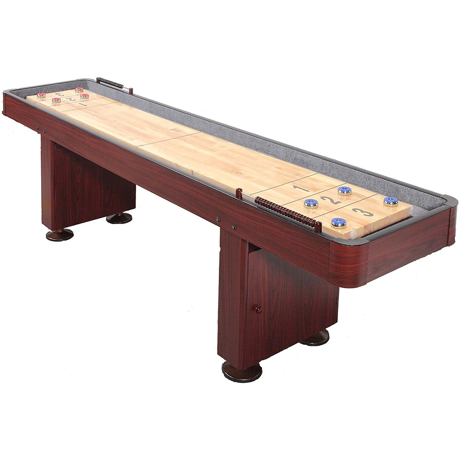 Carmelli 9-Foot Shuffleboard Table