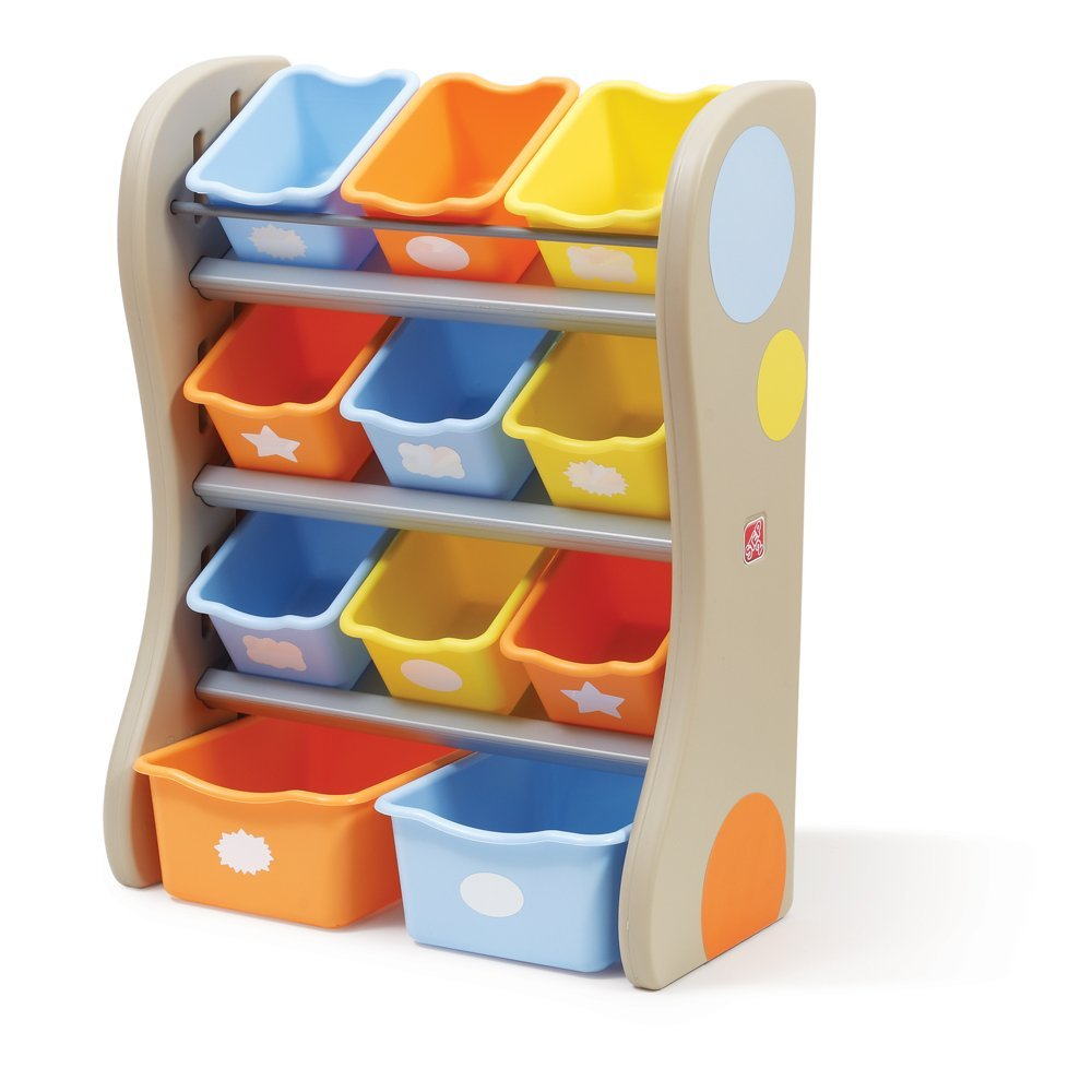 Step 2 Fun Time Organizer Bins
