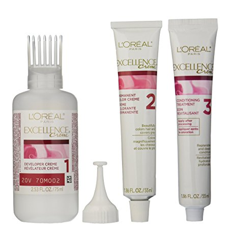 L'Oreal Paris Excellence Crème Hair Dye