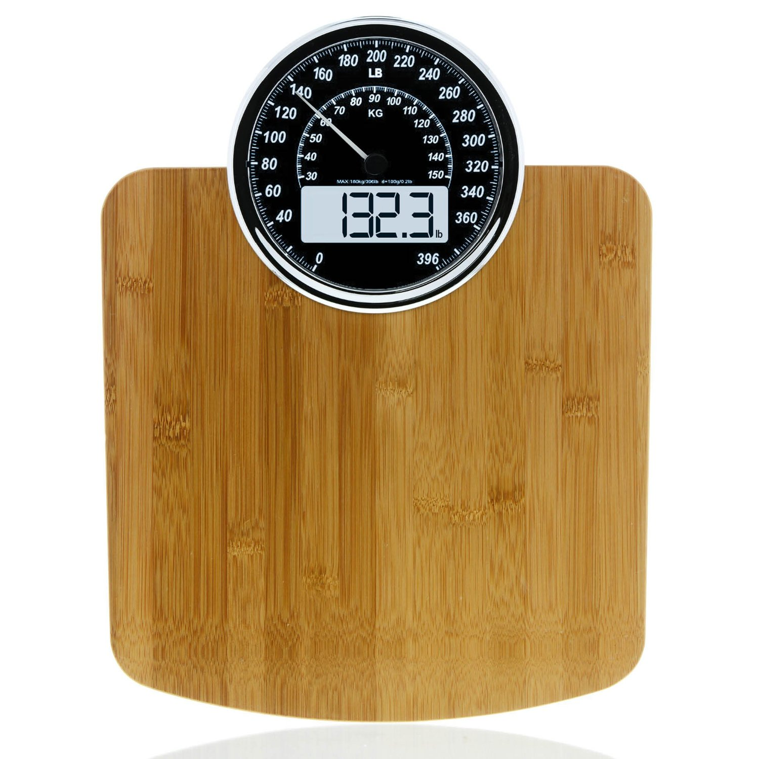 My Life My Shop Balance2 Digital & Analog Body Scale