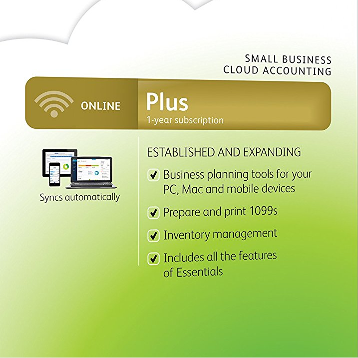Intuit QuickBooks Accounting Software