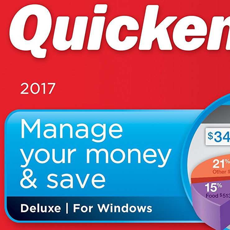 Quicken Finance and Budgeting Software