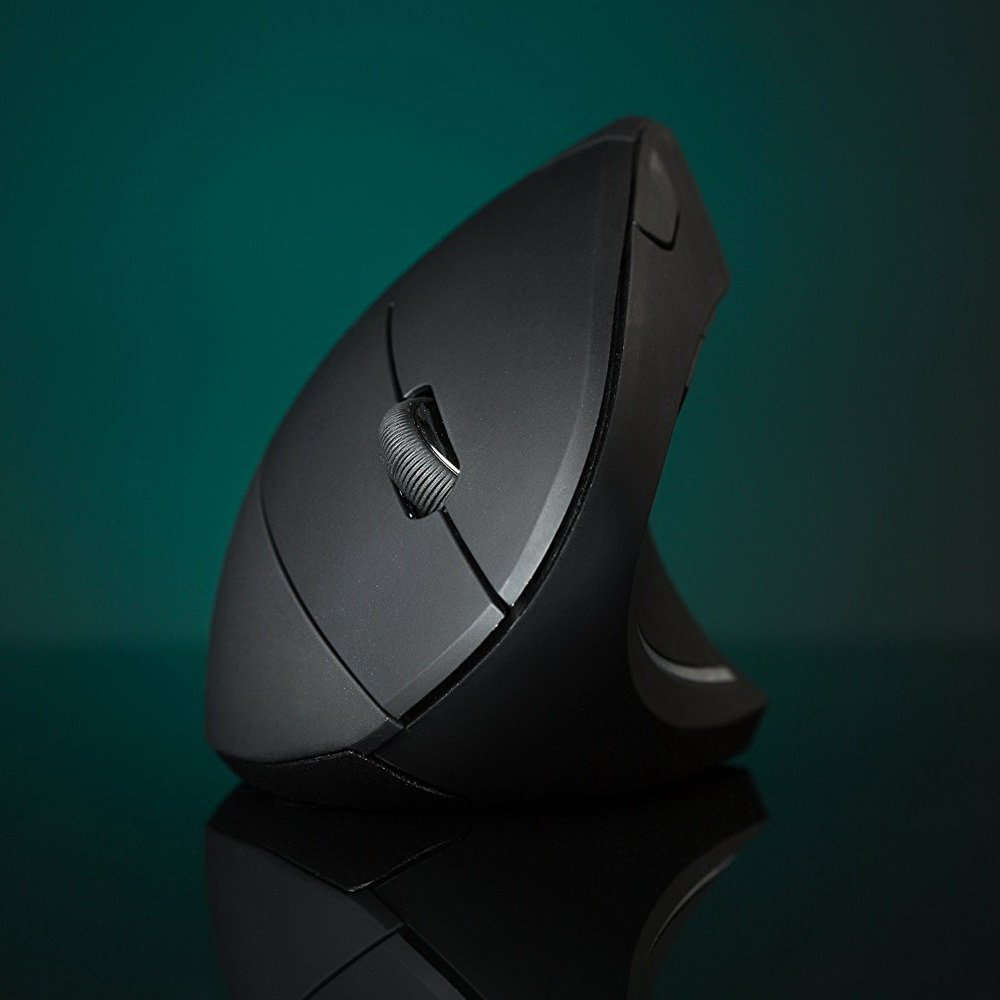 Sharkk Wireless Vertical Optical Mouse