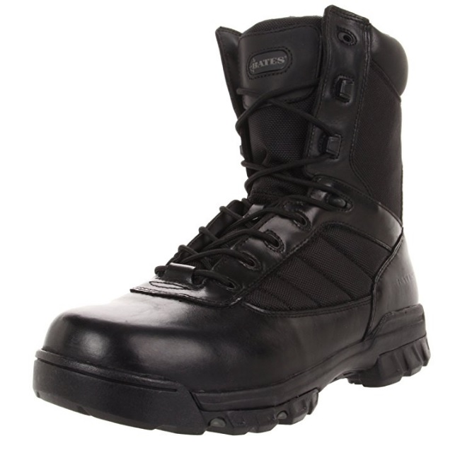 Bates Men's Tactical Sport Side Zip Boots