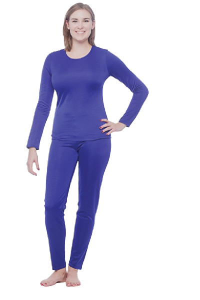 Cuddl Duds Women's Winter Thermal Long Underwear Base Layering Set - Multiple Sizes and Colors Available