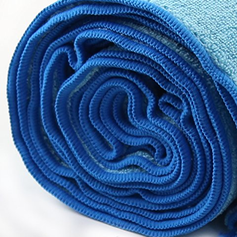Fit Spirit Microfiber Yoga Towel