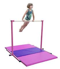 Gym 2 Dance Adjustable Gymnastics Bar