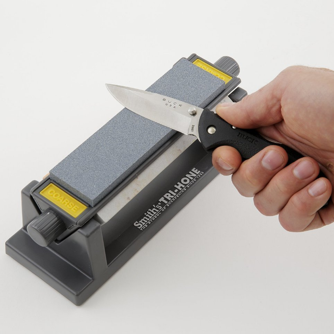 Smith's Three Stone Sharpening System