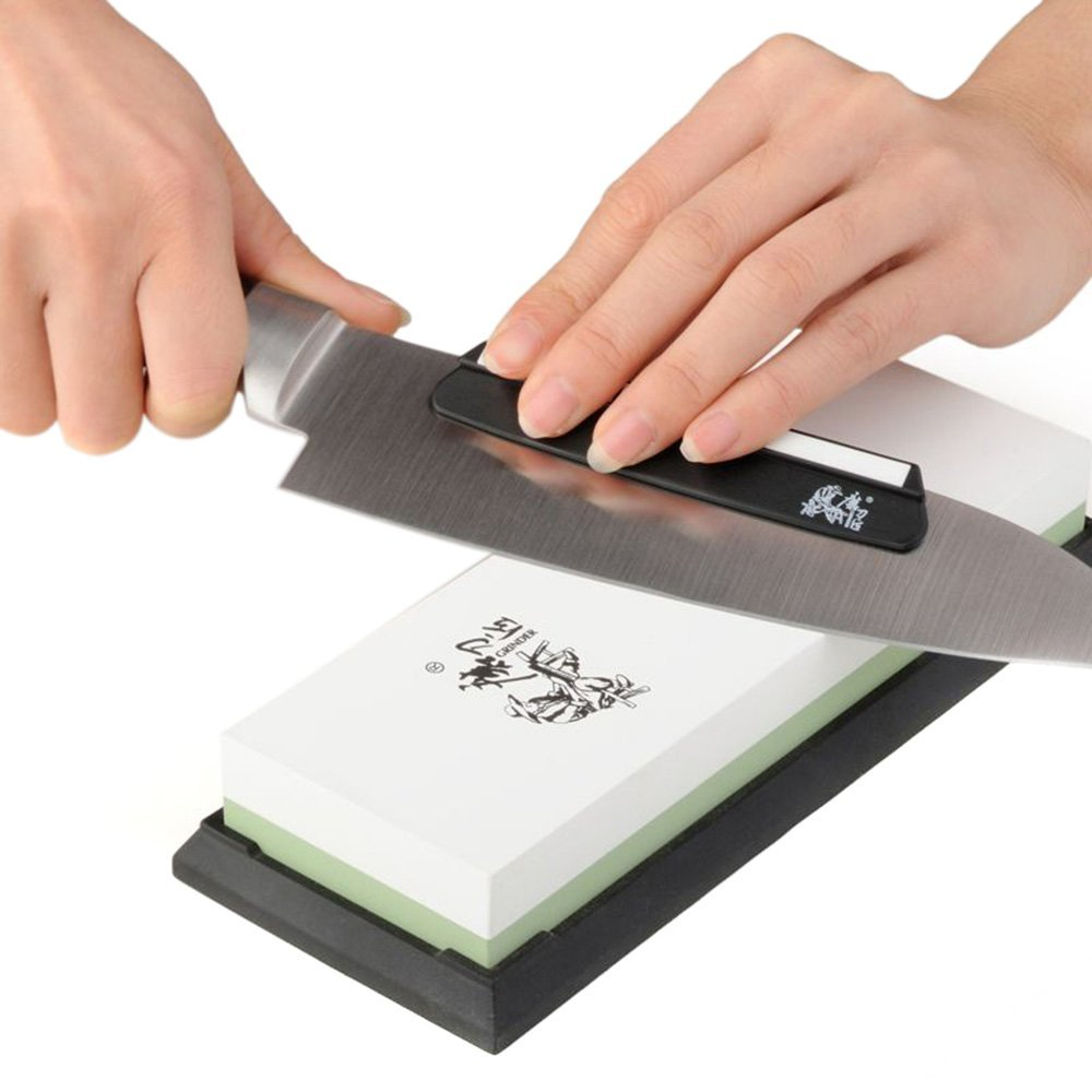 Taidea Double Knife Sharpening Stone