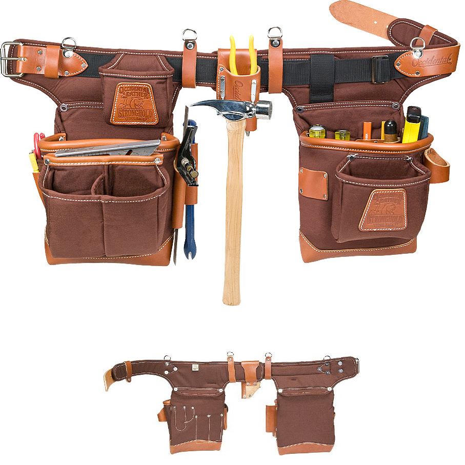 Occidental Leather Adjust-to-Fit Tool Belt