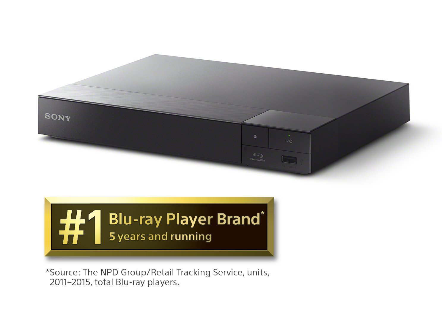 Sony BDP-S6700 4K Upscaling Blu-ray Disc Player