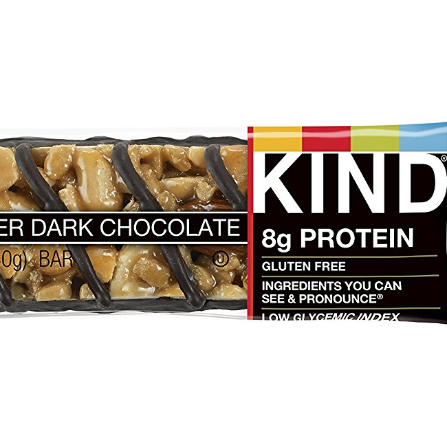 KIND Gluten Free Wrapped Bars