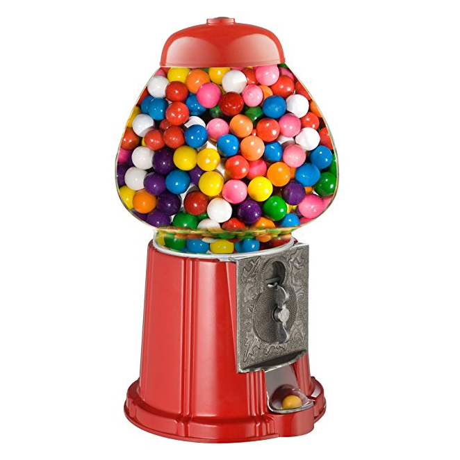 Great Northern Vintage Gumball Machine