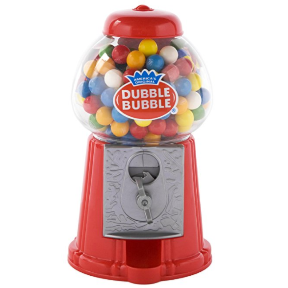 Schylling Dubble Bubble Gumball Machine