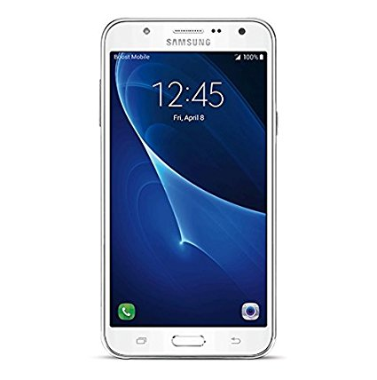 Samsung Galaxy J7 No Contract Phone - 16GB ROM/2GB RAM, 5.5 Inch Display with Android 6.0 Marshmallow