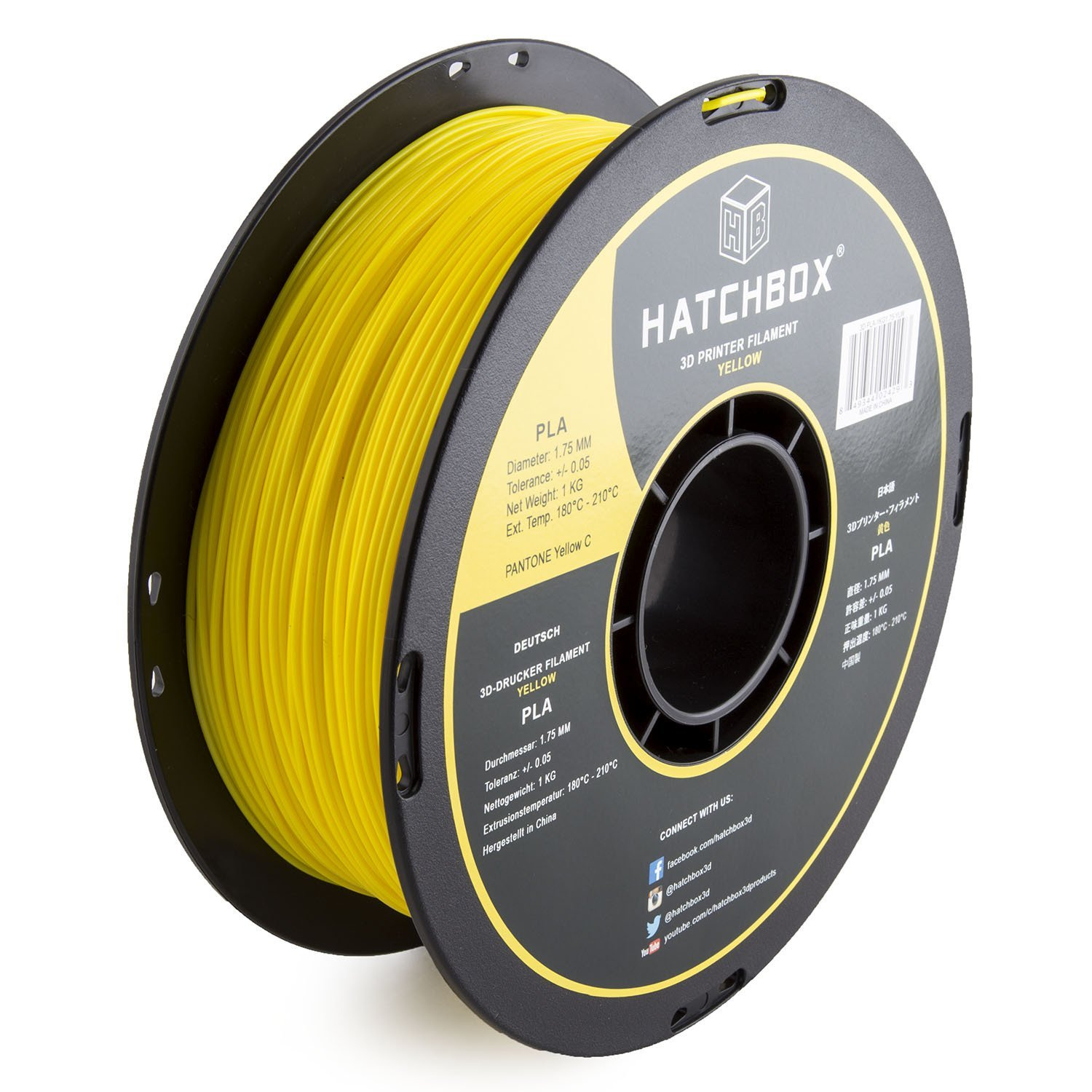 HATCHBOX PETG 3D Printer Filament