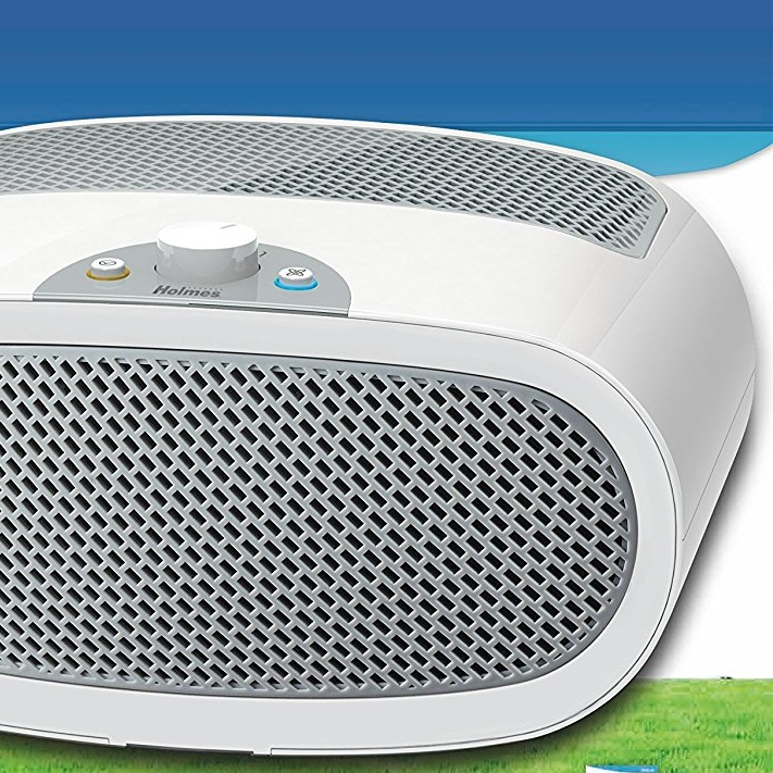 Holmes Desktop Air Purifier and Ionizer